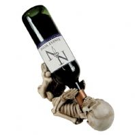 Guzzlers Skeleton Wine Bottle Holder